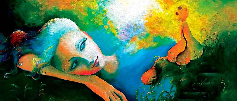 Carlos Oquendo de Amat - Poema al lado del sueño